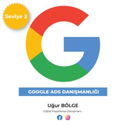 Google Adwords danışmanlığı Seviye2