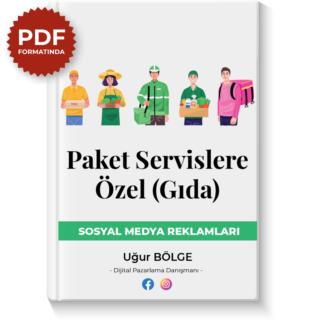 Paket Servislere Özel (Gıda) Sosyal Medya Reklamları