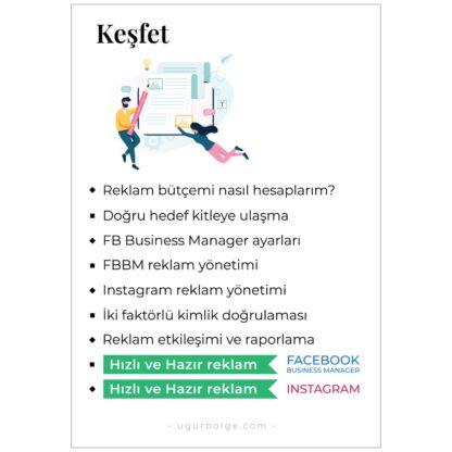 Kesit-1-Sosyal Medya Reklamları - Sosyal Medya Kitapları