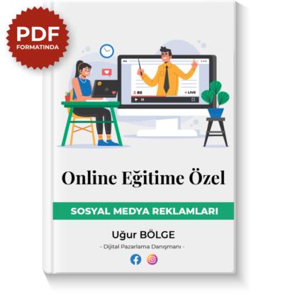 Online Eğitime Özel Sosyal Medya Reklamları